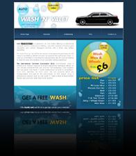 Auto Wash 'N' Valet