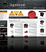 Bugabond eBay Fight Shop